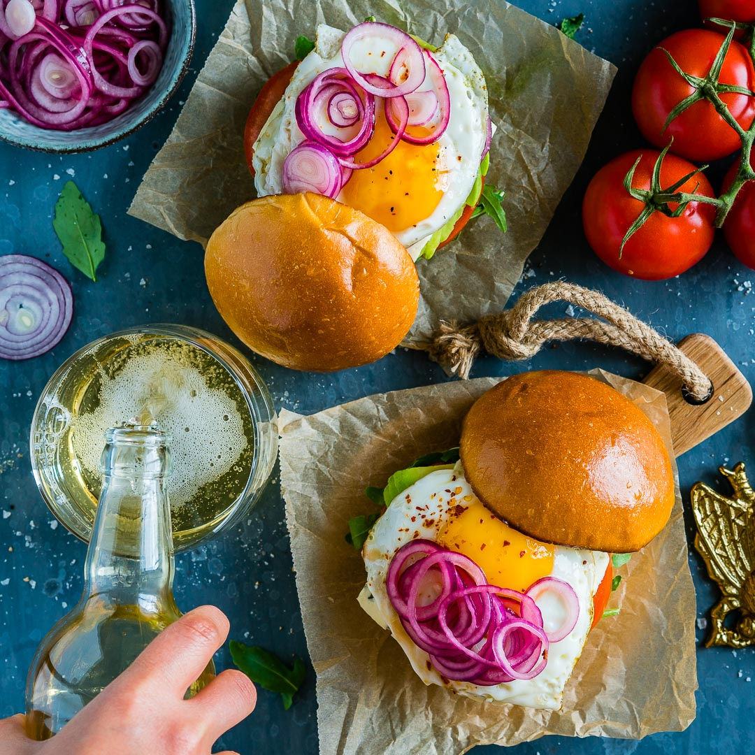 Best Veggie Burger Recipe Ever 3