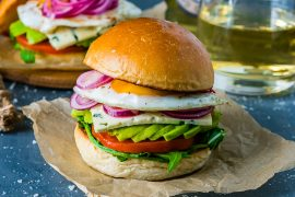 Best Veggie Burger Recipe 5