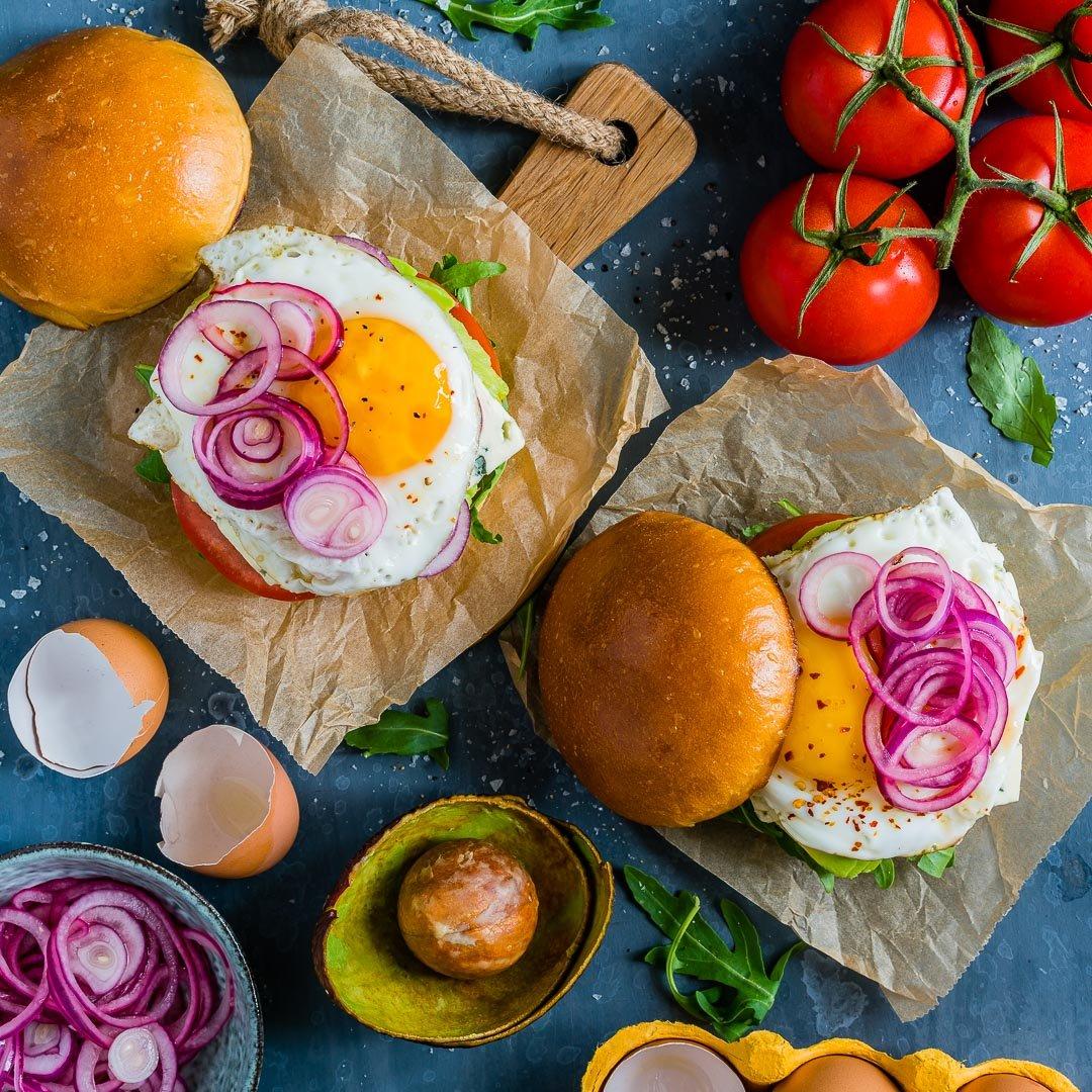 Reteta Burger Vegetarian - Cel Mai Bun Burger Vegetal