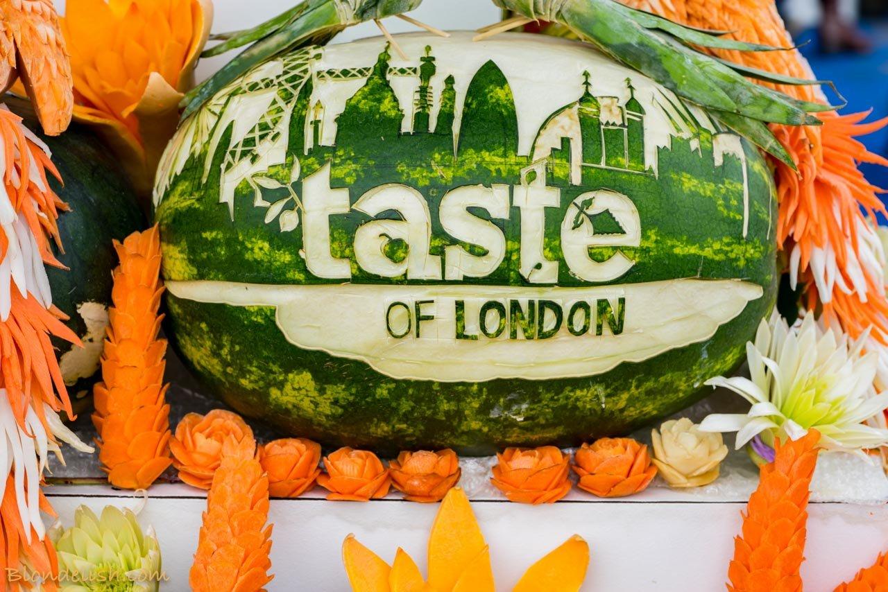 Taste of London 2016