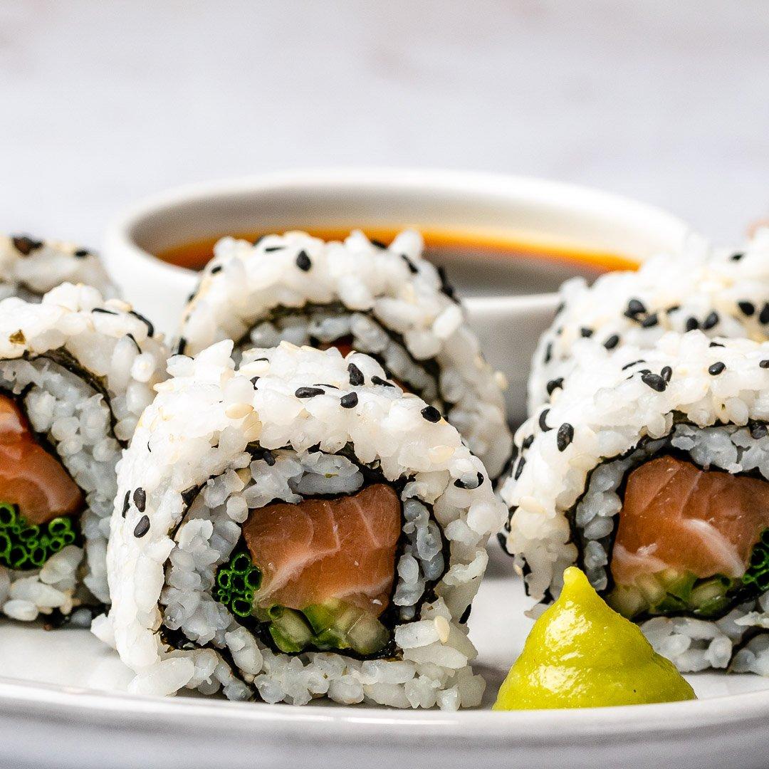Cum Se Face Sushi Acasa - 4 Retete Simple De Sushi 15