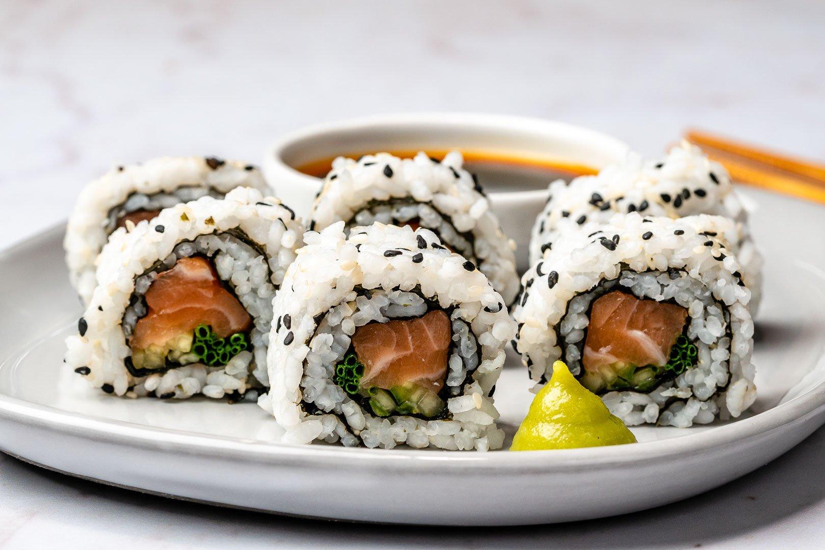 Cum Se Face Sushi Acasa - 4 Retete Simple De Sushi 16