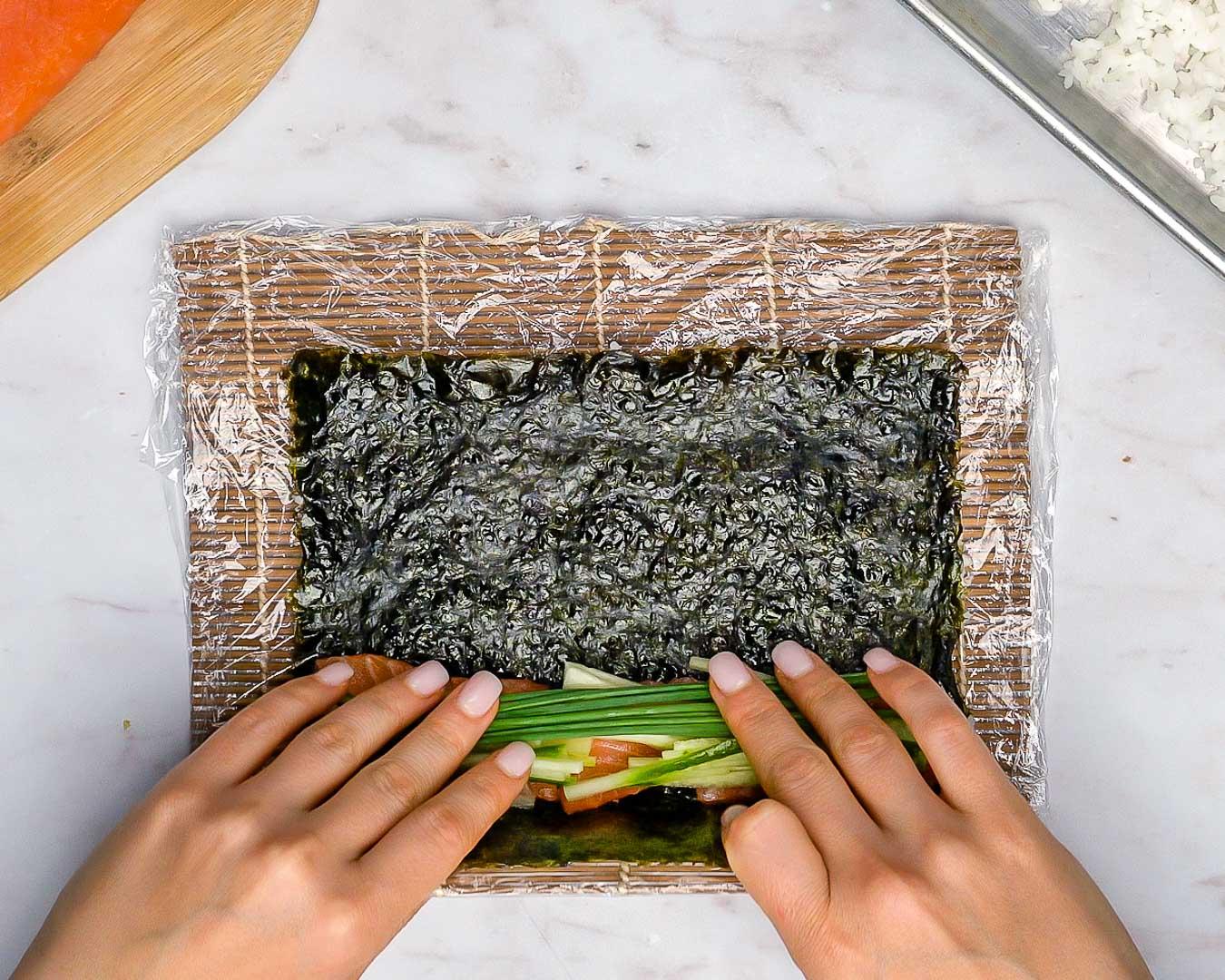 Cum Se Face Sushi Acasa - 4 Retete Simple De Sushi 7