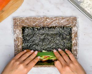4 Easy Sushi Recipes - How To Make Sushi At Home Like A Pro-212