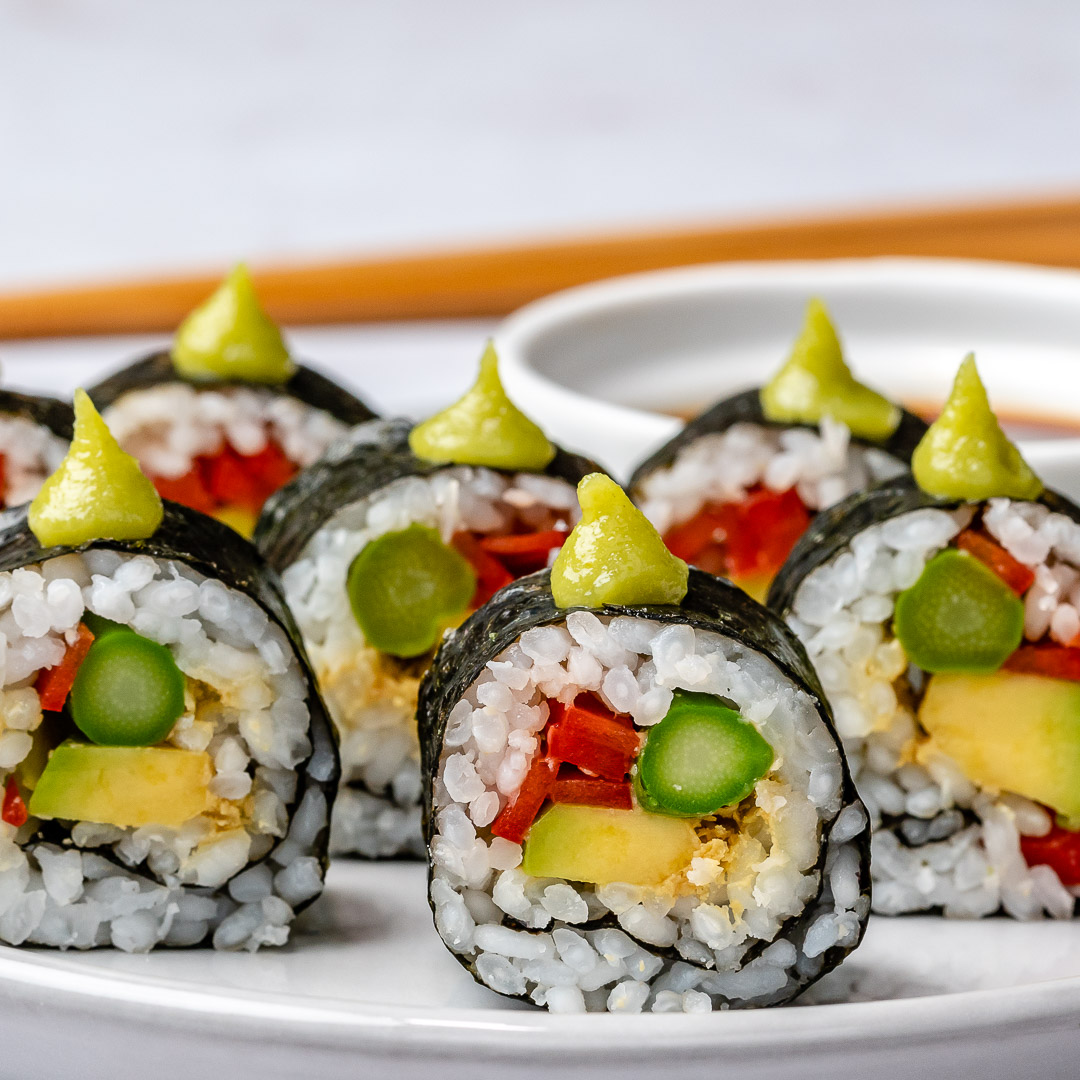 4 Easy Sushi Recipes - How To Make Sushi At Home Like A Pro-8