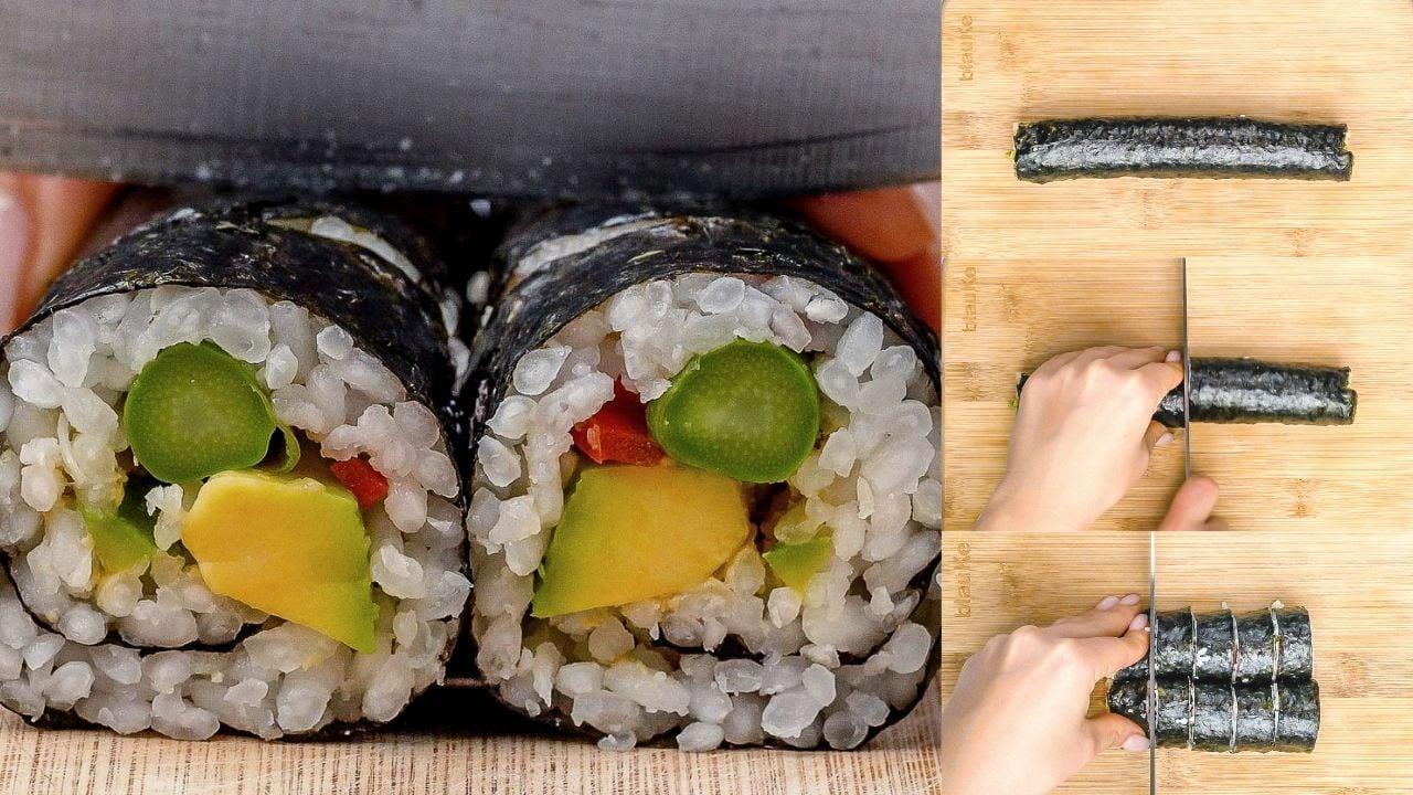 Cum Se Face Sushi Acasa - 4 Retete Simple De Sushi 2