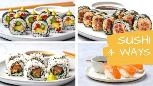 Easy Sushi Recipes - How To Make Sushi At Home Like A Pro - Blondelish