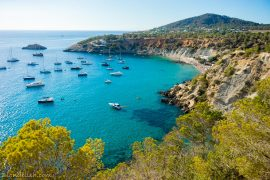 Cala D'Hort, Ibiza, Recipes, Travel, Lifestyle by Blondelish