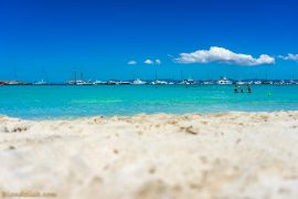 Ibiza Beaches and Restaurants Travel