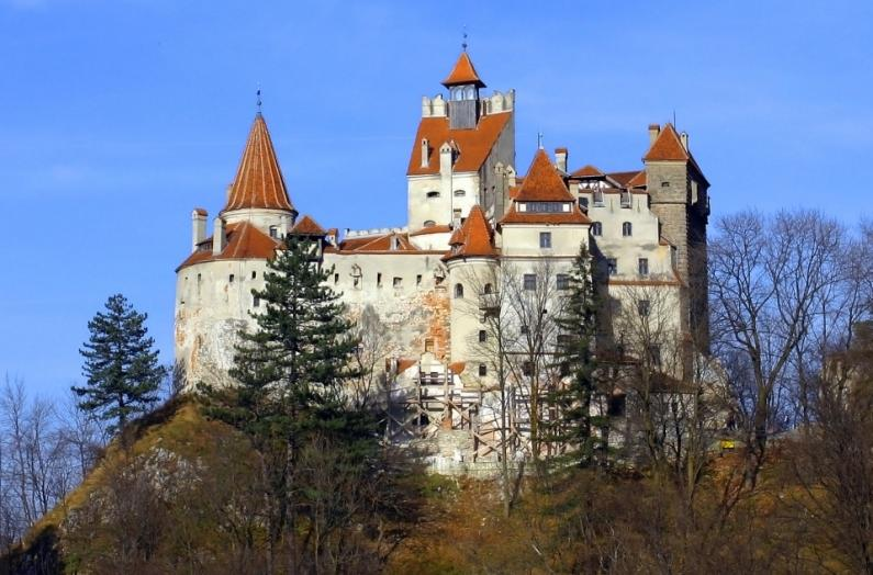 Bran Castle or Dracula's Castle - Travel to Transylvania