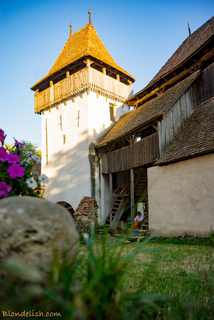 Fortified Church in Transylvania, Viscri, Romania, Travel, Places to visit, Countryside