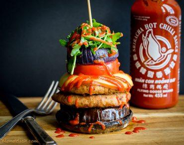Low carb turkey burger recipe