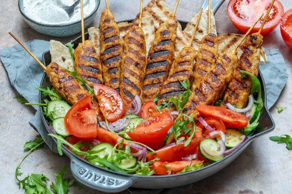 Ground Turkey Kebabs Recipe-6