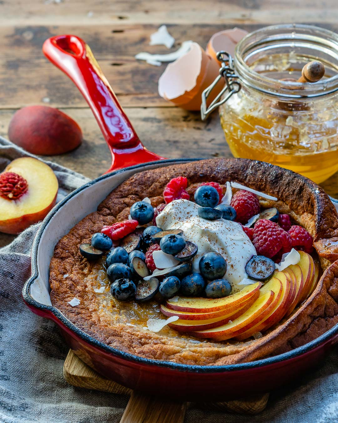 Easy Dutch Baby Pancake Recipe-10