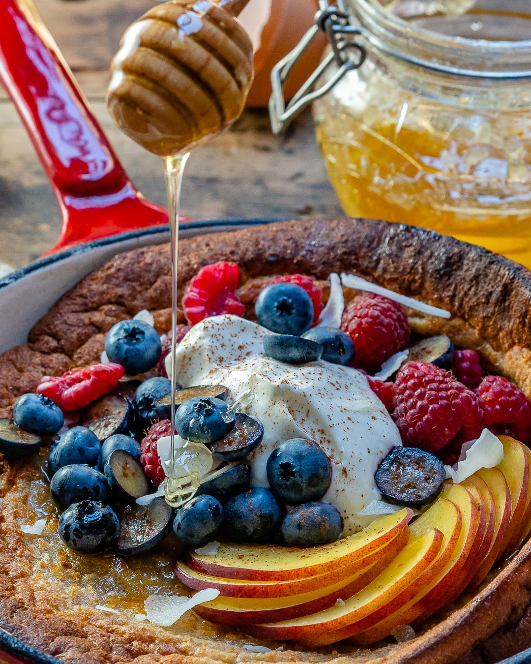 Easy Dutch Baby Pancake Recipe-11