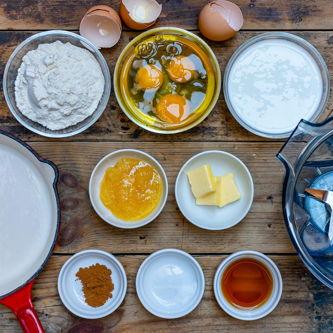 Easy Dutch Baby Pancake Recipe