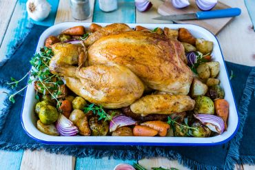 Whole Roasted Chicken And Veggies Recipe 6