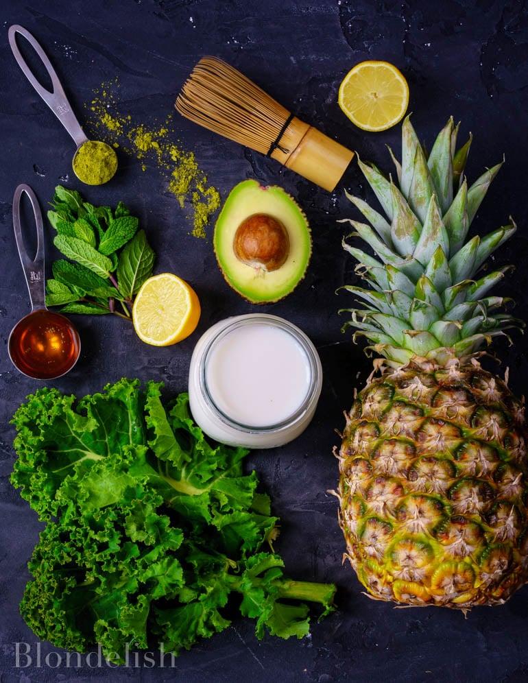 smoothie de detoxifiere pt slabit