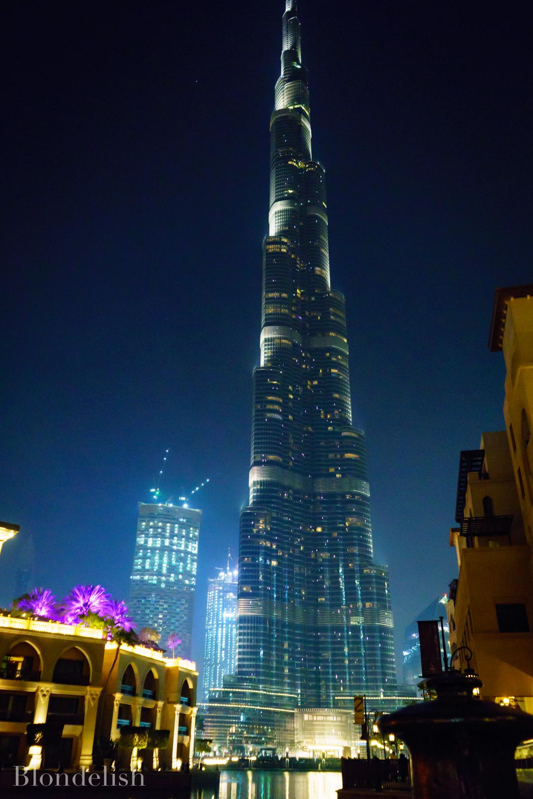 Burj Khalifa Dubai - Best Places to Visit in Dubai - Things to do in Dubai