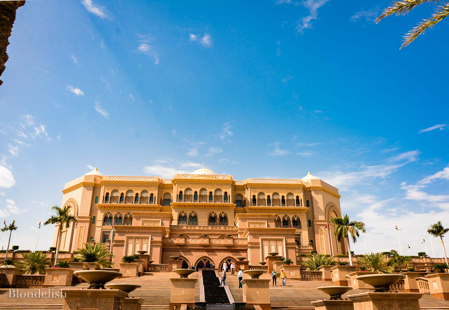 Emirates Palace Abu Dhabi - Best Places to Visit in Dubai - Things to do in Dubai
