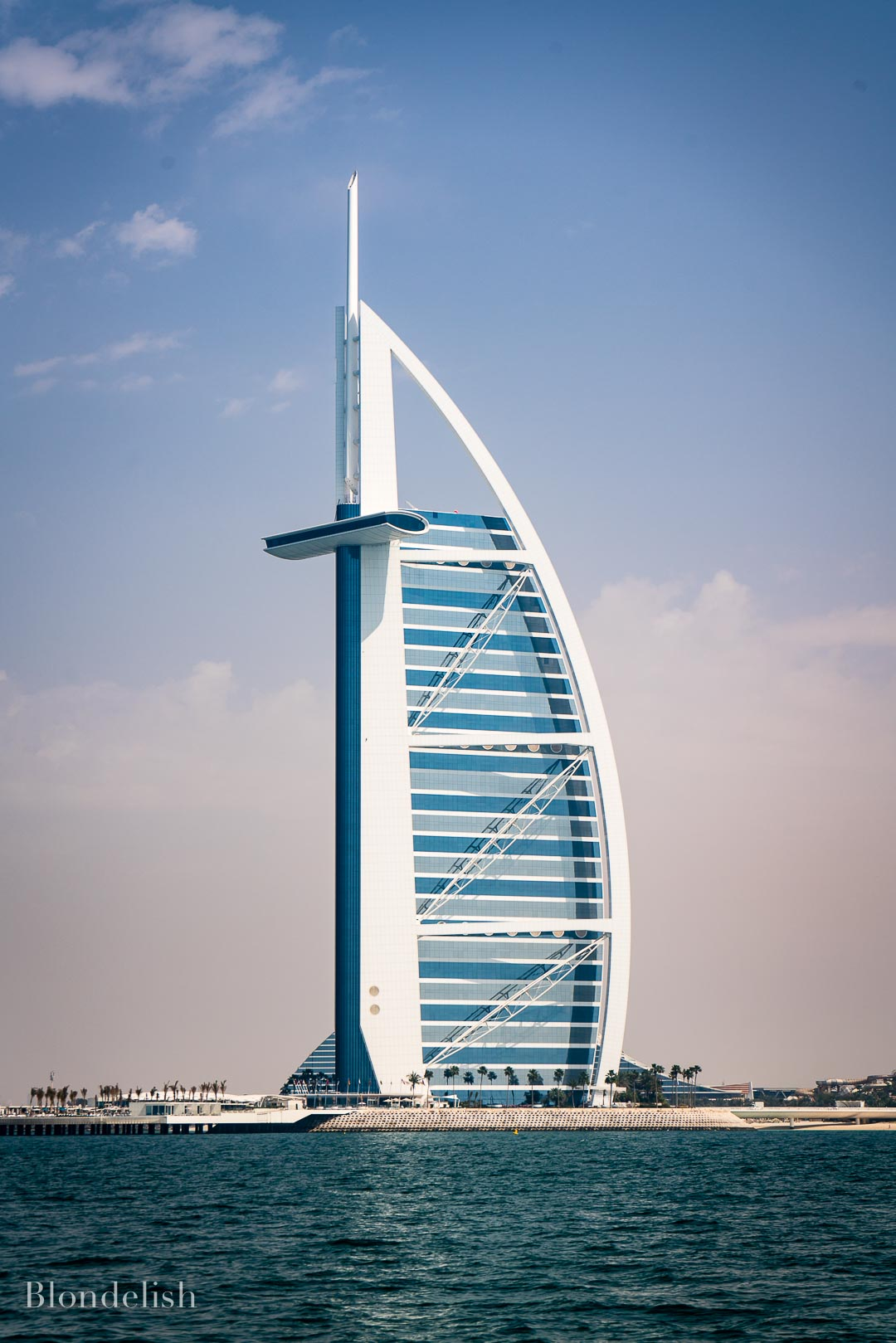 Burj al Arab - Best Places to Visit in Dubai - Things to do in Dubai