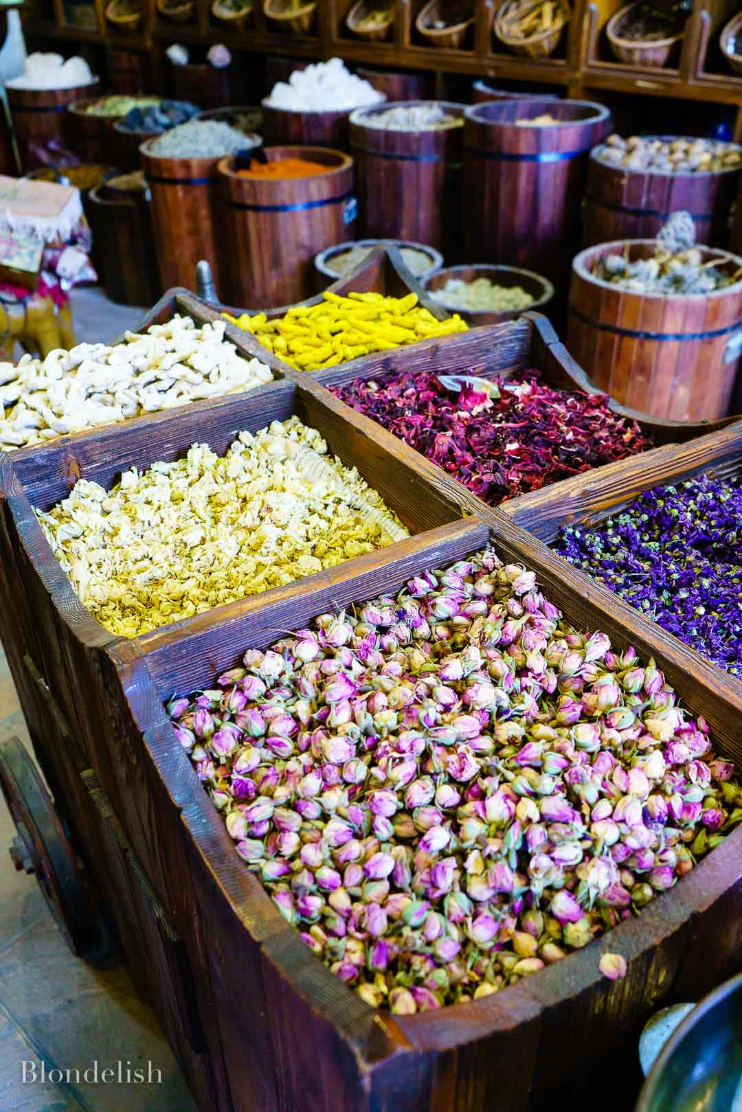 Dubai Spice Souk Market - Best Places to Visit in Dubai - Things to do in Dubai