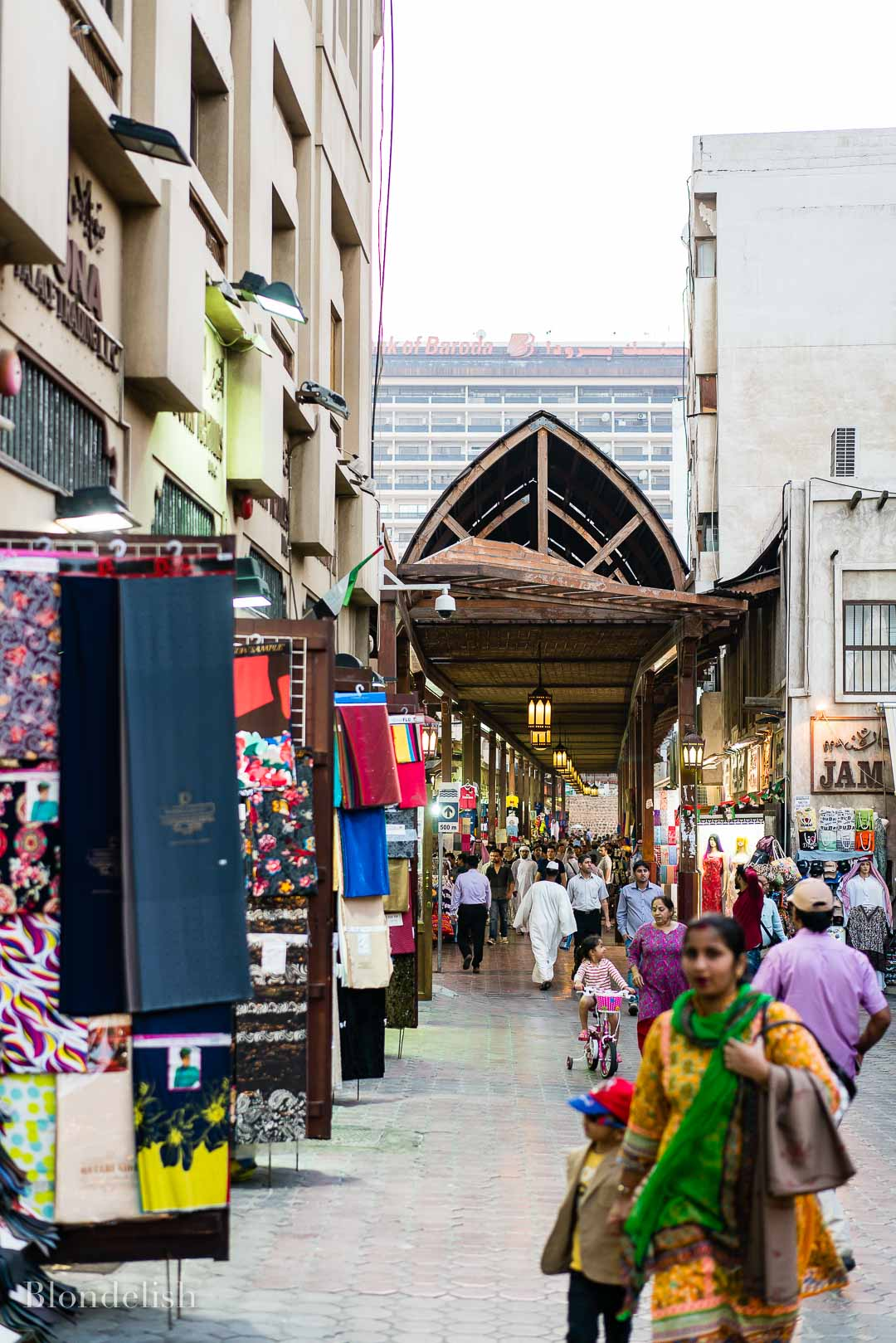 Dubai Textile Souk Market - Best Places to Visit in Dubai - Things to do in Dubai