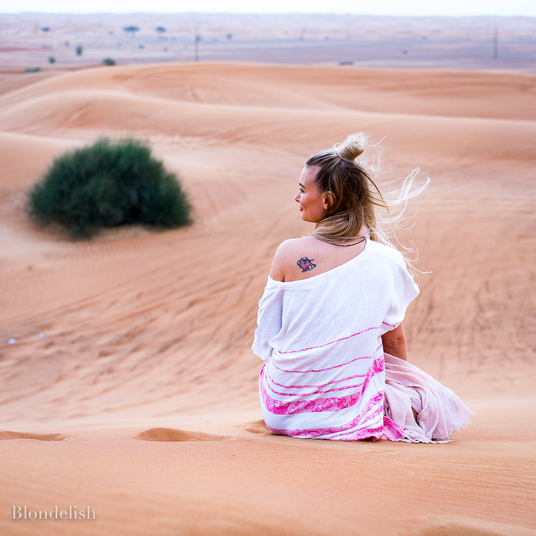 Dubai Desert - Best Places to Visit in Dubai - Things to do in Dubai