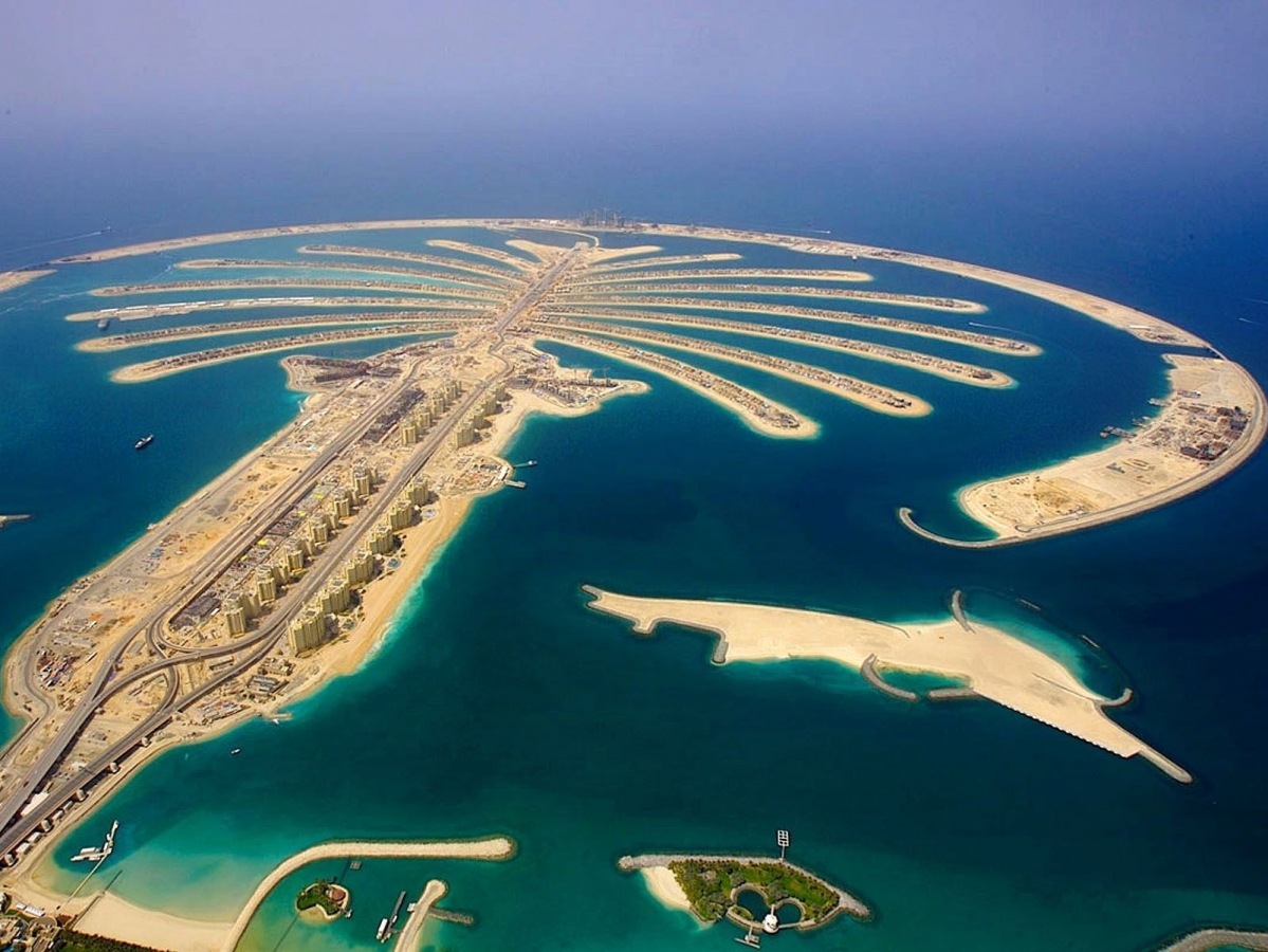 The Palm Dubai - Best Places to Visit in Dubai - Things to do in Dubai