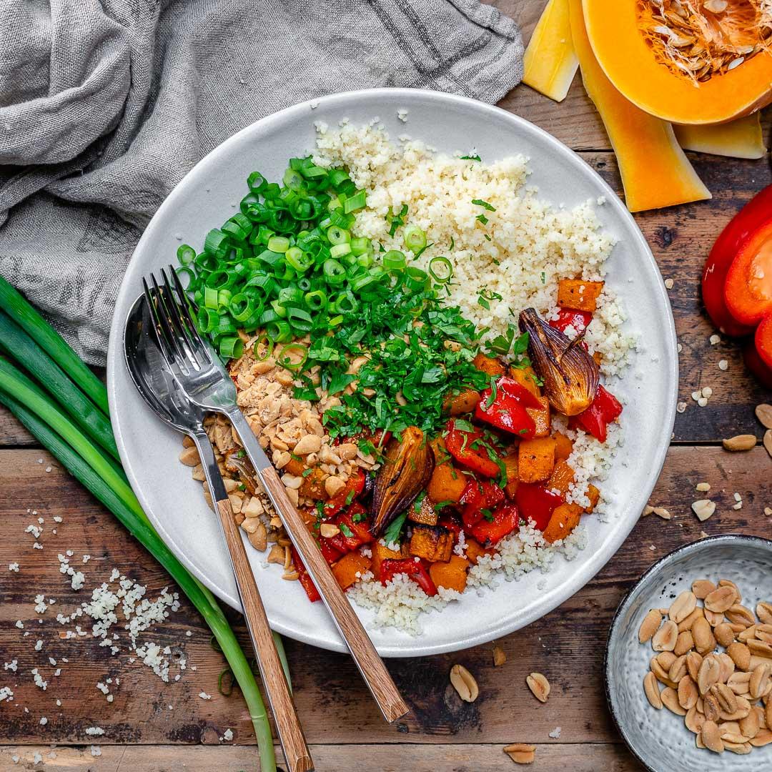 Salata De Cuscus Cu Legume Coapte 4