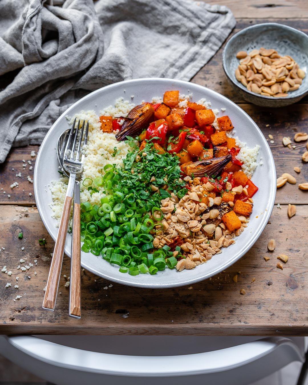 Salata De Cuscus Cu Legume Coapte 2