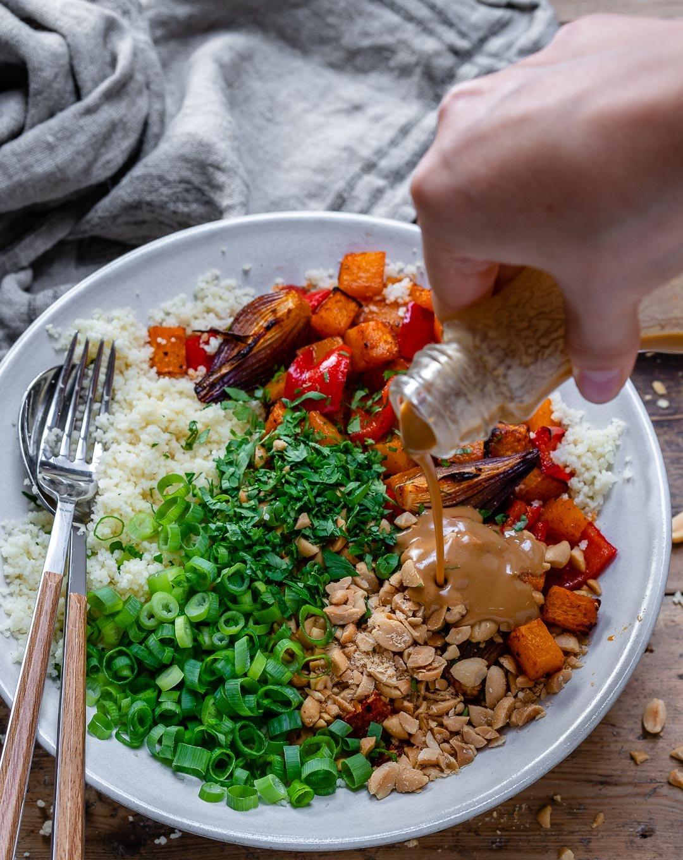 Salata De Cuscus Cu Legume Coapte 3