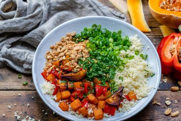 Vegan Couscous Salad With Roasted Veggies Recipe-7