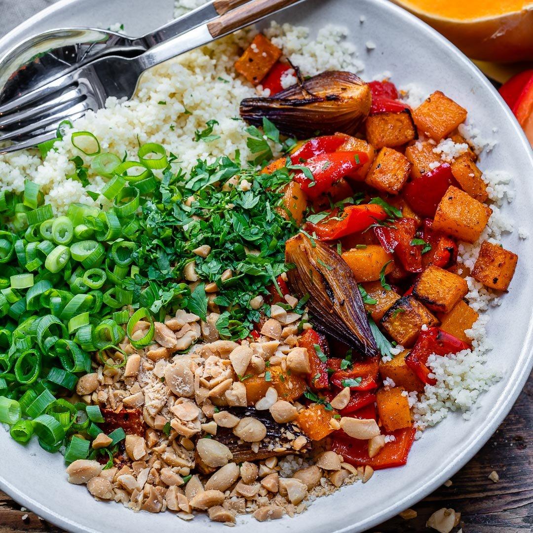 Salata De Cuscus Cu Legume Coapte 1