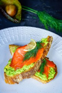 Smoked Salmon Avocado Toast Recipe - Best Avocado Toast Recipes