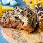 Chocolate Chip Banana Bread Recipe - How to make Banana Bread 3