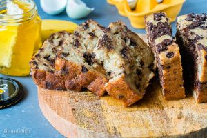 Chocolate Chip Banana Bread Recipe - How to make Banana Bread 3