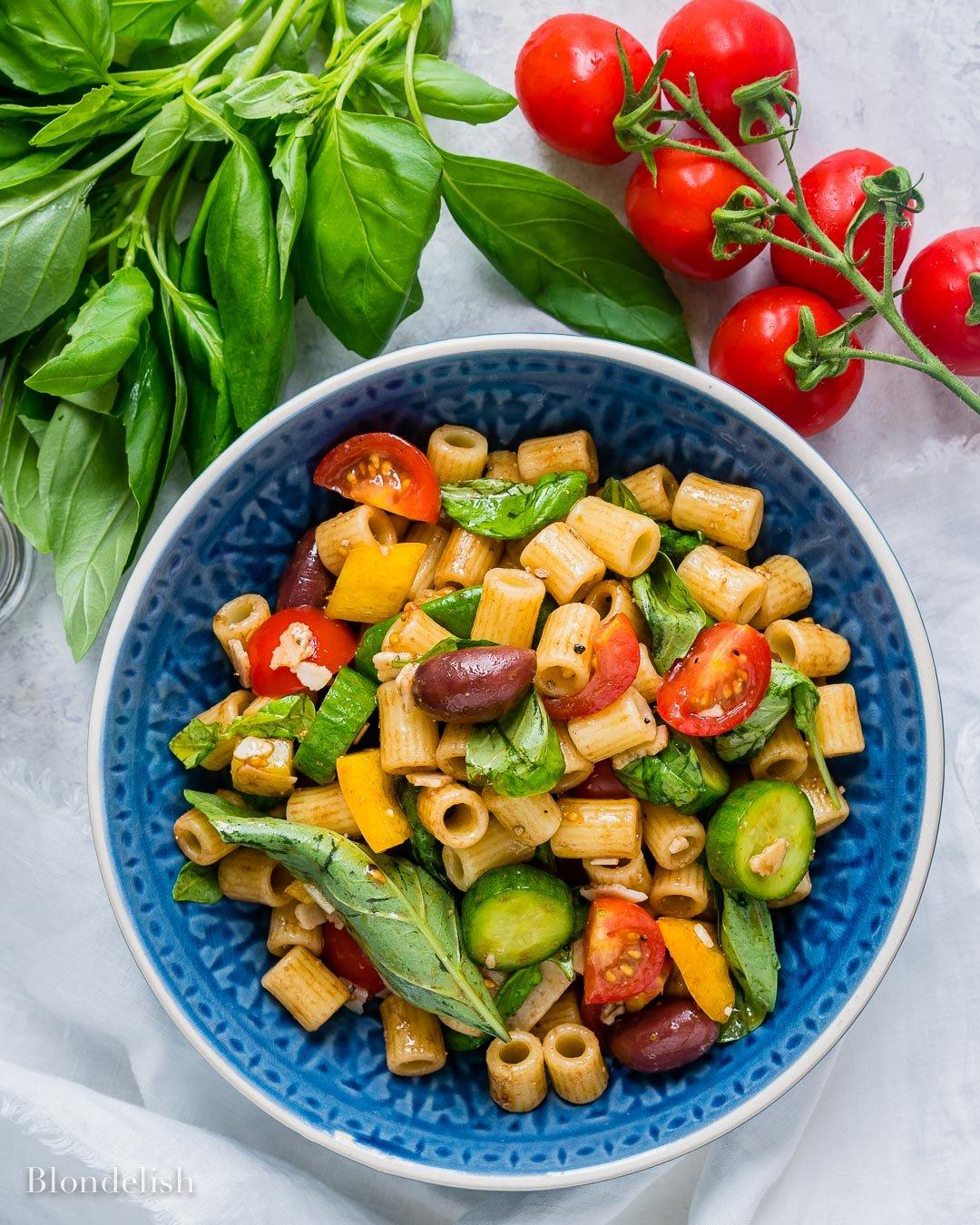 Reteta de Salata cu Paste si Legume 12