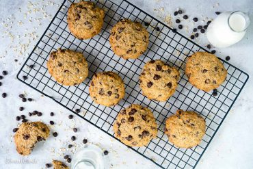 How to make the best Oatmeal Chocolate Chip Cookies Recipe 9