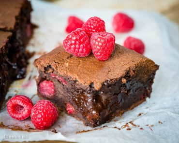 How to Make The Best Raspberry Chocolate Brownies