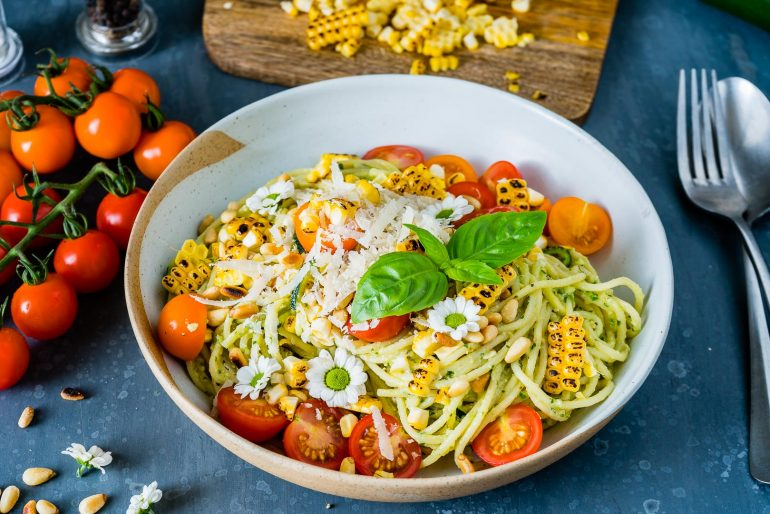 Reteta de Paste cu Zucchini 12