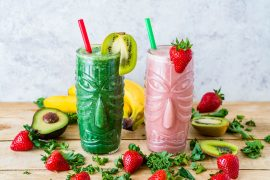 Healthy Protein Smoothie Recipes 11