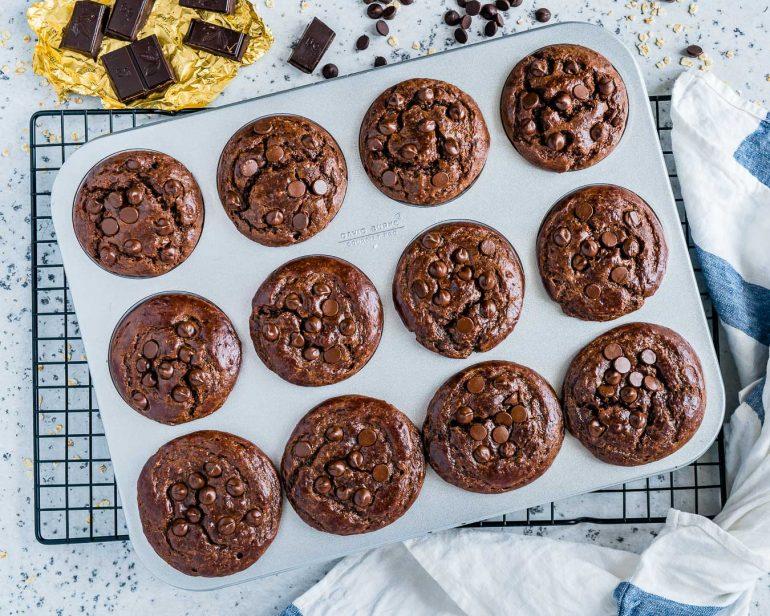 Peanut Butter Chocolate Muffins Recipe 15