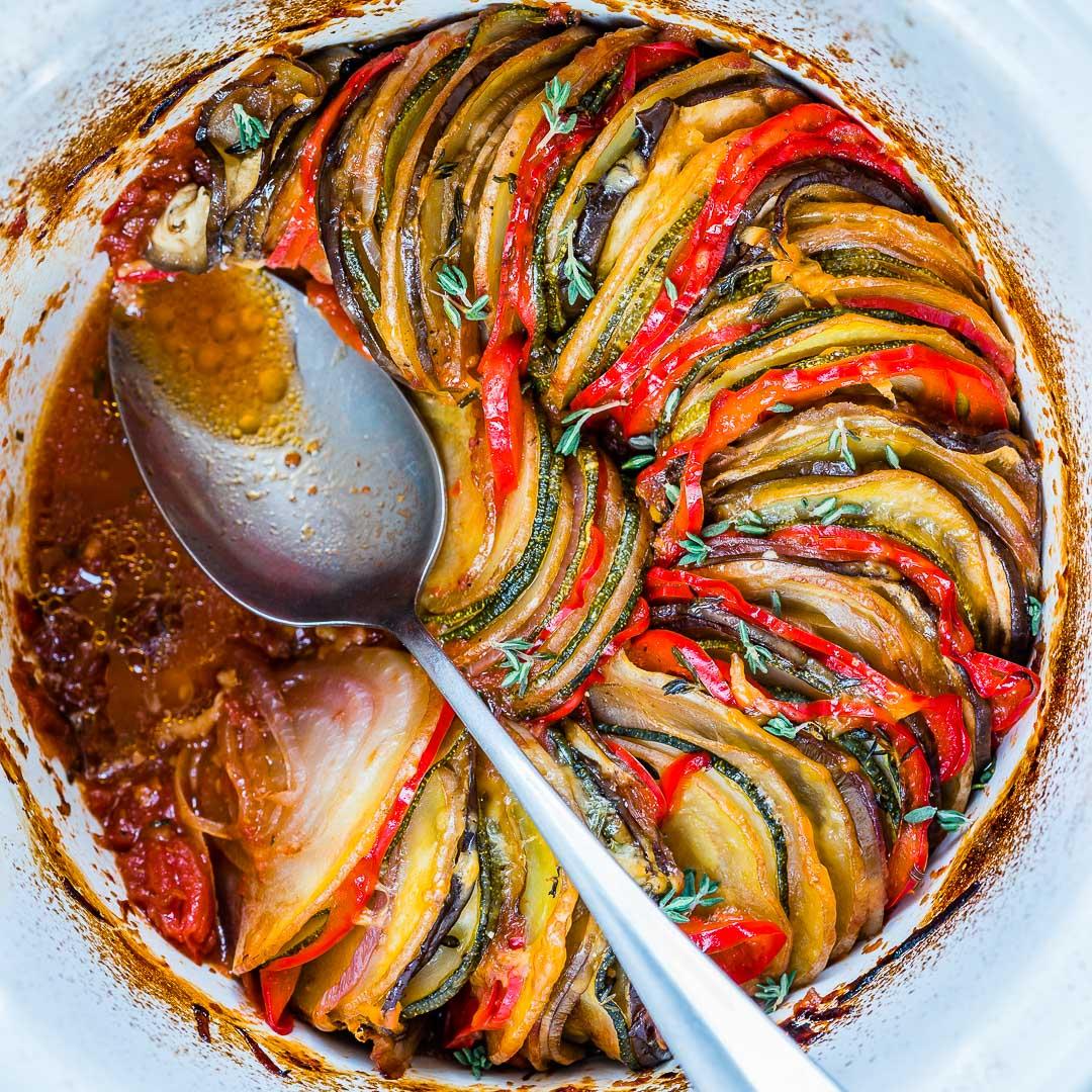 Ratatouille La Slow Cooker Crock Pot 4