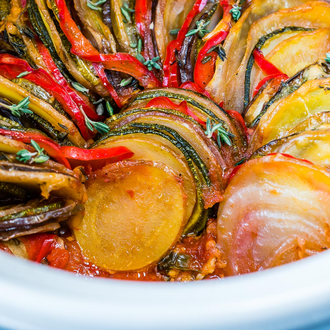Best Slow Cooker Ratatouille Recipe 5