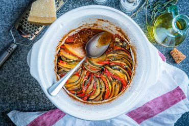 Ratatouille La Slow Cooker Crock Pot 8