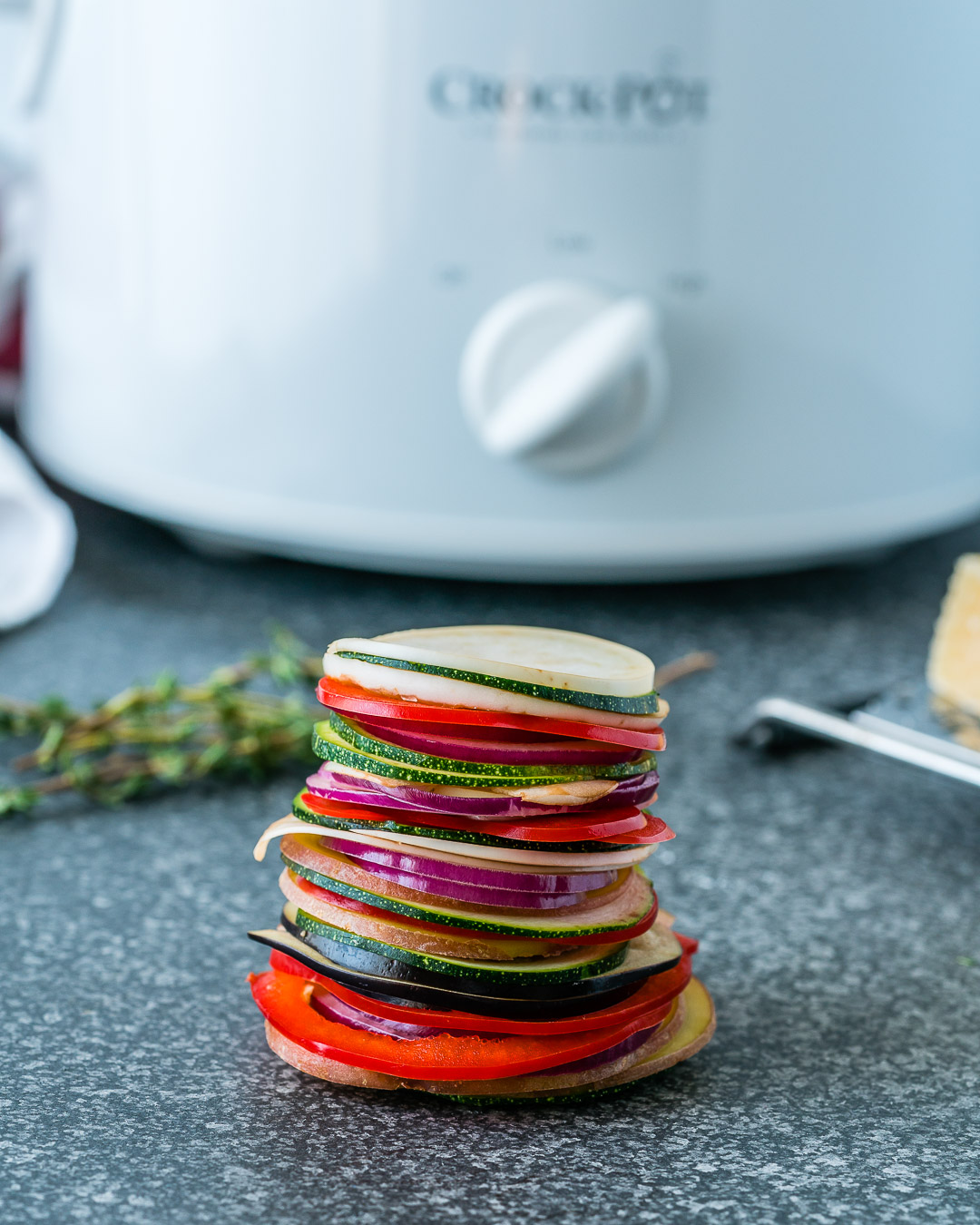 Best Slow Cooker Ratatouille Recipe 1