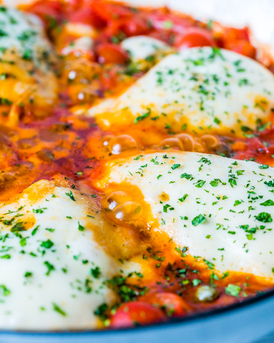 Mozzarella Chicken In Tomato Sauce Recipe 3