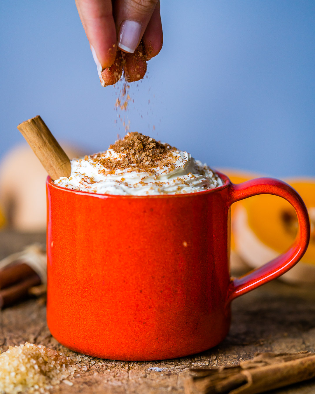 Latte Cu Dovleac si Condimente 5