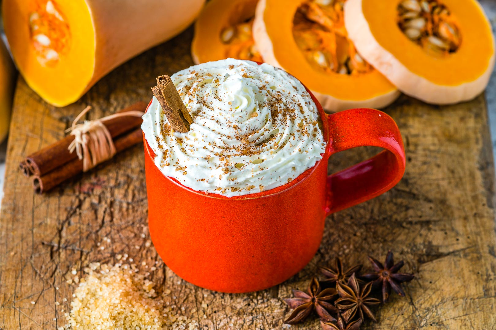 Best Homemade Pumpkin Spice Latte Recipe 5